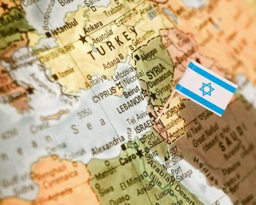 מוקדי תיירות בישראל